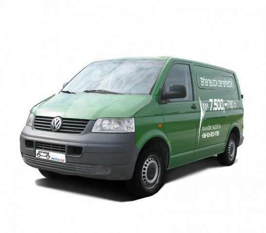 Volkswagen Transporter T5 POST