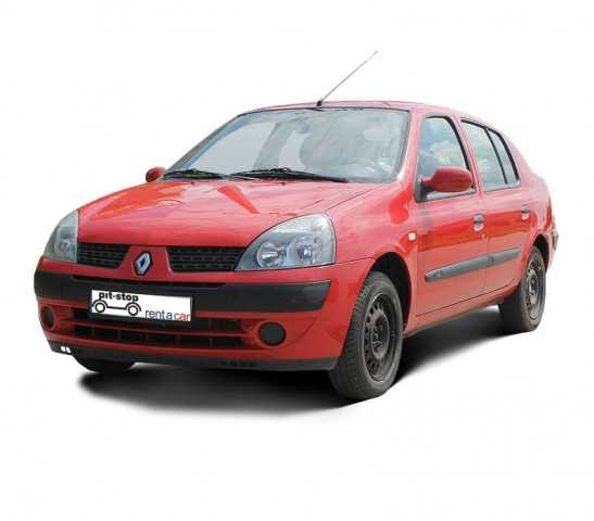 Renault Thalia (red)